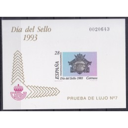 1993 - Dia do Selo