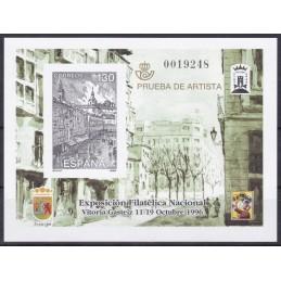 1996 - EXPOSIÇÃO FILATELIA...