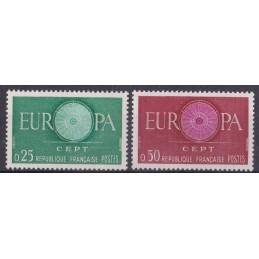 Europa - 1960 França