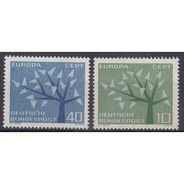 Europa - 1962 Alemanha