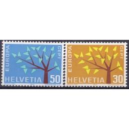 Europa - 1962 Suiça