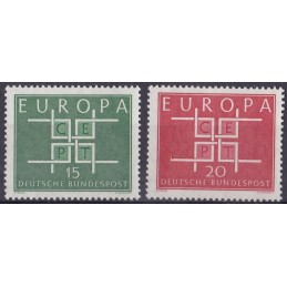 Europa - 1963 Alemanha