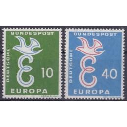 Europa - 1958 Alemanha
