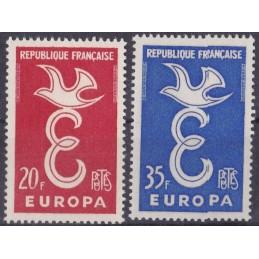Europa - 1958 França