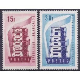 Europa - 1956 França