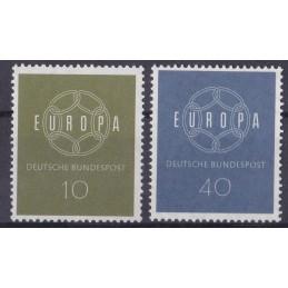 Europa - 1959 Alemanha