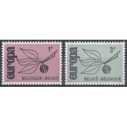 Europa - 1965 Bélgica