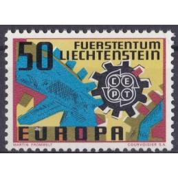 Europa - 1967 Liechtenstein