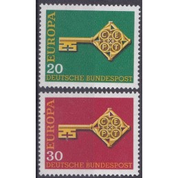 Europa - 1968 Alemanha
