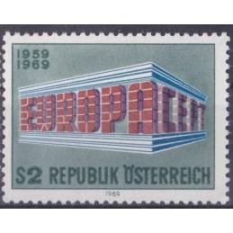 Europa - 1969 Áustria