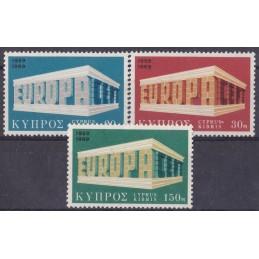 Europa - 1969 Chipre
