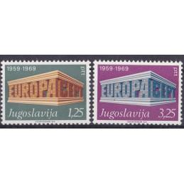 Europa - 1969 Jugoslávia