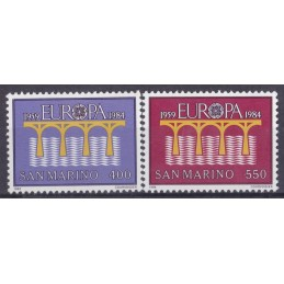 Europa - 1969 São Marino