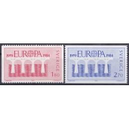 Europa - 1969 Suécia