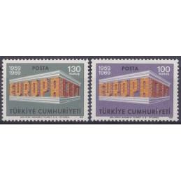 Europa - 1969 Turquia