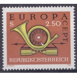 Europa - 1973 Áustria