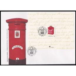 1993 - Marcos e Caixas Postais