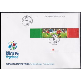 1996 - Campeonato Europeu...