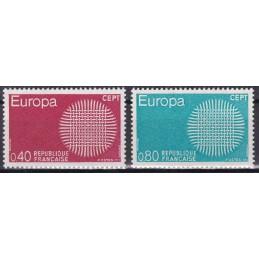 Europa - 1970 França