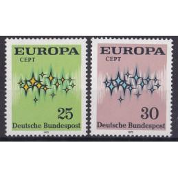 Europa - 1972 Alemanha