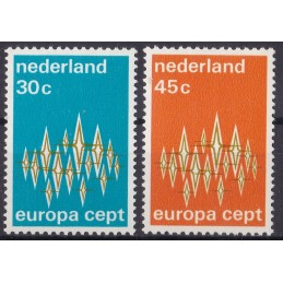 Europa - 1972 Holanda