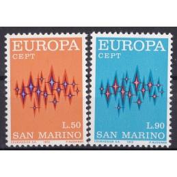 Europa - 1972 São Marino