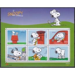 2000 - O Snoopy nos Correios
