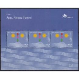 2001 - Europa Água, Riqueza...