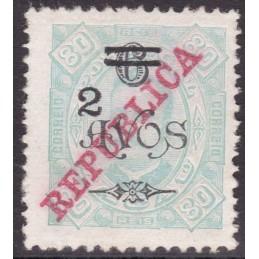 1919 - D. Carlos com sobretaxa