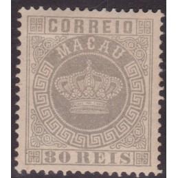 1885-86 - Tipo Coroa -...