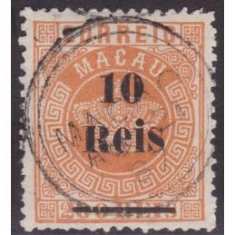 1887 - Tipo Coroa com...