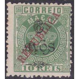 1913 -Tipo Coroa Com...