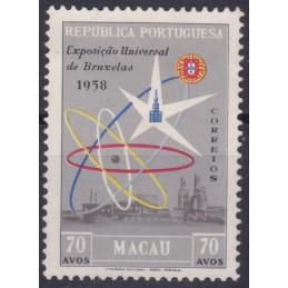 1955 - Exposição de Bruxelas