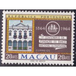 1964 - Banco Nacional...