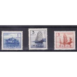 1951 - Embarcações Típicas...