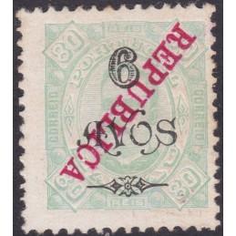 1913 -Tipo D. Carlos I Com...