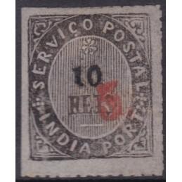 1881 - Nativos com sobretaxa