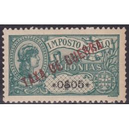 1919 - TAXA DE GUERRA -...