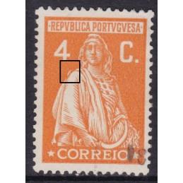 1926 - Ceres - Emissão de...