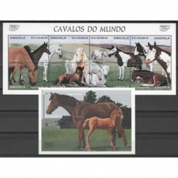 1997 - Cavalos do Mundo