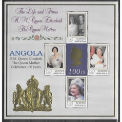 1999 - Monarquia - Rainha Mãe