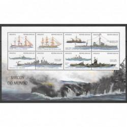 1999 - Barcos do Mundo - I...