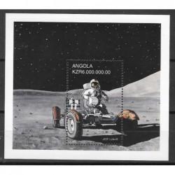 1999 - Exploração do Espaço