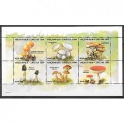 1999 - Cogumelos - Bolboletas