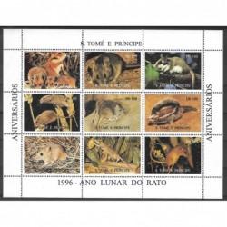 1996 - Ano Lunar do Rato
