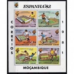 1981 - Moçambique