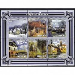 2001 - Pintura - Alfred Sisley