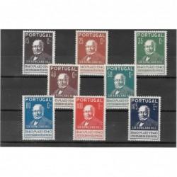 1940 - 1º Cent. do selo Postal