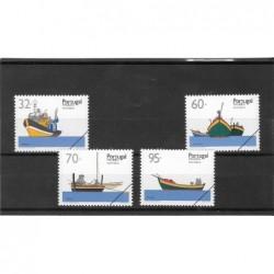 1990 - Barcos Tipicos da...