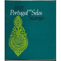 1991 - Portugal em Selos